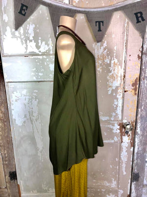 1274 Full Tank Solid-Olive