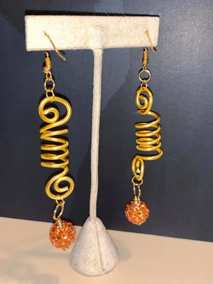 Bonnies Funky Fun Earrings-T