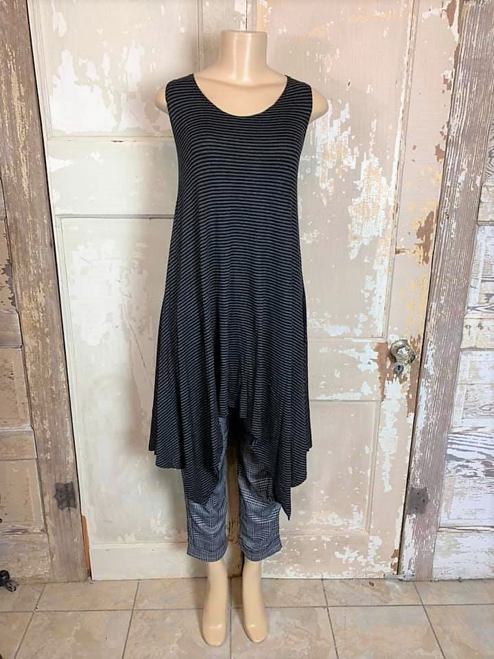 Jeannie Long Tunic