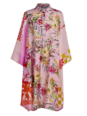 SD611B Floral Blossom Dress
