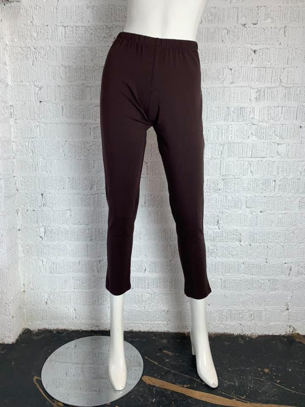 Reina Lee 1038T Long Legging-Coffee