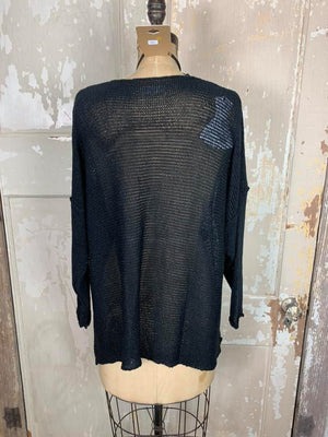 3147 Sweater-Black