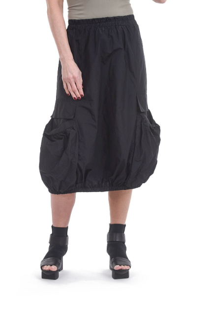 404 Nikki Skirt- Black