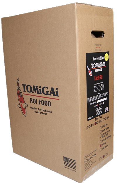 Tomodachi 40lb Medium Pellet
