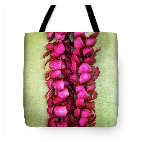 http://fineartamerica.com/products/pink-plumeria-lei-jade-moon-tote-bag.html