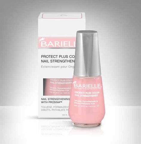 Barielle -1071- Dark Pink Protect Plus Nail Strengthener