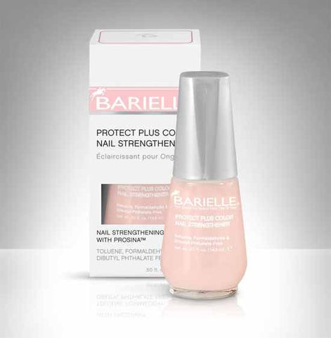 Barielle -1072- Sheer Pink Protect Plus Nail Strengthener