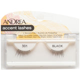 Andrea Accent Lashes - 301 Black