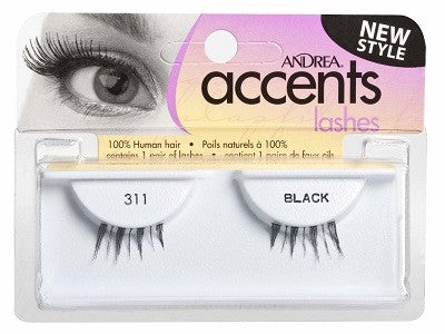 Andrea Accent Lashes - Style 311