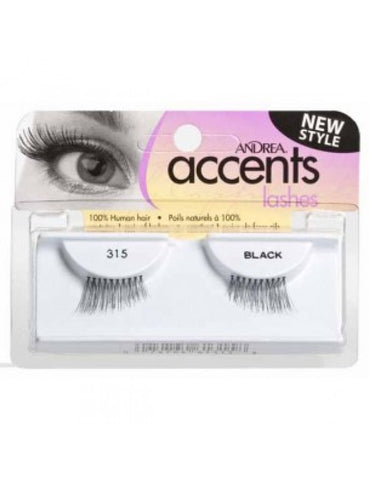 Andrea Accent Lashes - Style 315