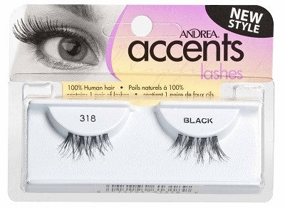 Andrea Accent Lashes - Style 318