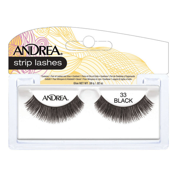 Andrea Strip Lashes - Style 33