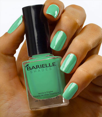 Barielle -5281- Head Of The Class Green