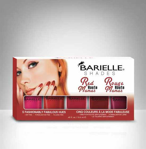 Barielle -5540-  Red Haute Mamas