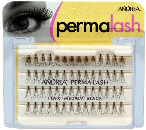 Andrea Individual Lashes - Flair Medium Black