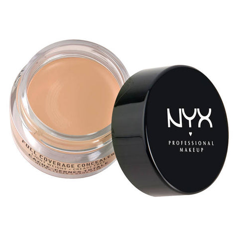 NYX Cosmetics Full Coverage Concealer Jar Cj05 Meduim