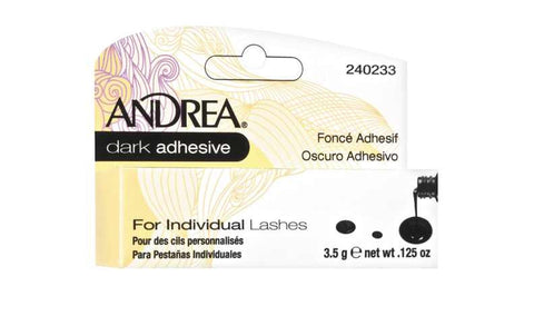 Andrea Dark Adhesive - For Individual Lashes
