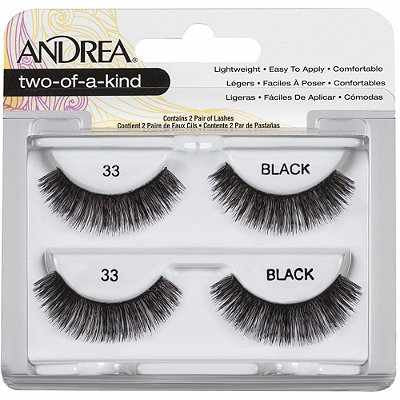 Andrea Strip Lashes - Two of a kind Style 33