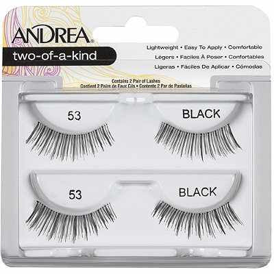 Andrea Strip Lashes - Two of a kind Style 53