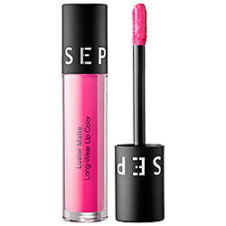 Luster Matte Long-Wear Lip Color-Electra-pink Luster