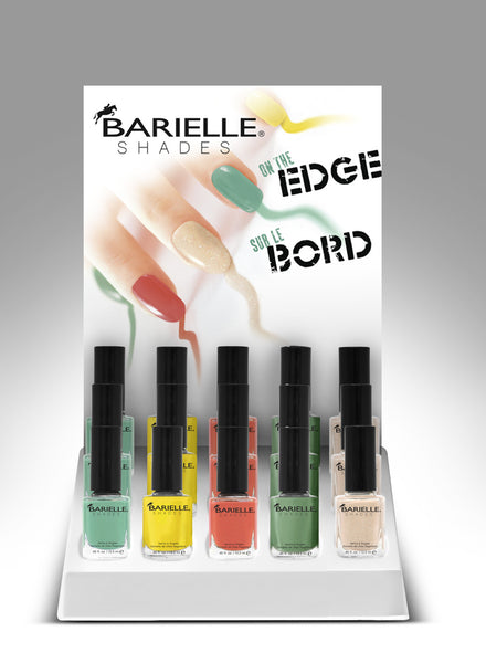 Barielle - On The Edge Display