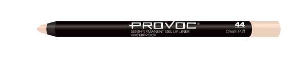 PROVOC Semi- Permanent Gel Lip Liner WP 44 Cream Puff