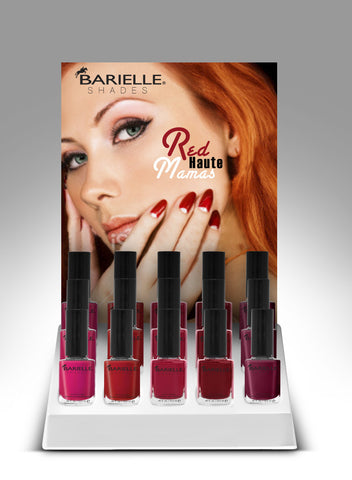 Barielle - Red Haute Mamas Display