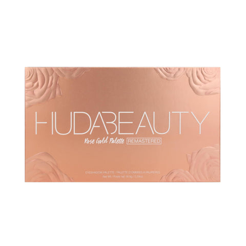 Huda Beauty ROSE GOLD PALETTE - REMASTERED