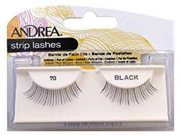 Andrea Strip Lashes - Style 70