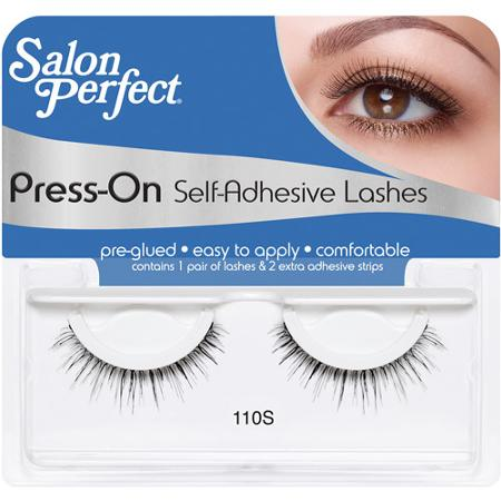 SP Press On Self Adhesive Lash № 110