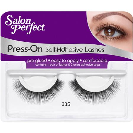 SP Press On Self Adhesive Lash № 33
