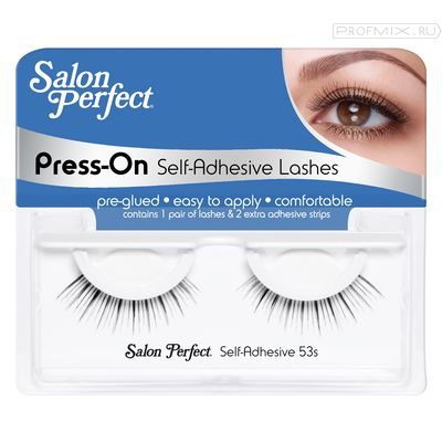 SP Press On Self Adhesive Lash № 53S