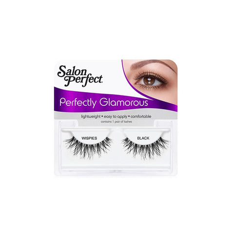 SP Strip Lash Black Wispies