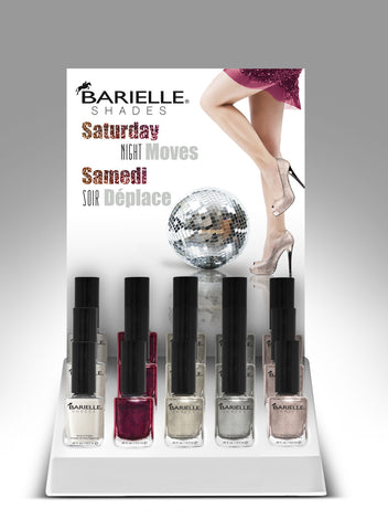 Barielle - Saturday Night Moves Display