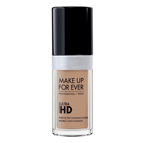 MAKE UP FOR EVER - Ultra HD Foundation Y345 Natural beige