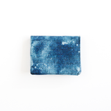 Bleached Denim Wallet