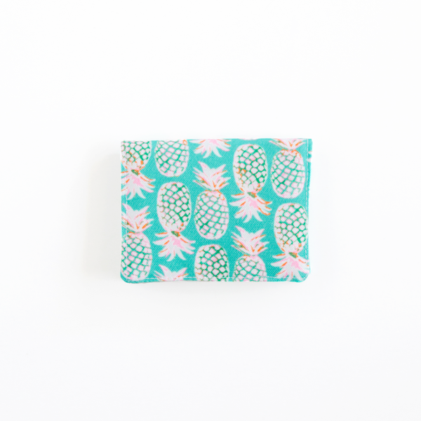 Pineapples Wallet