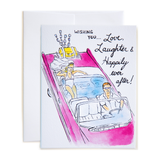Happily Ever After! Wedding Card
