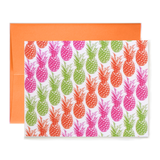 Pineapples Notecard