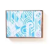 Airbrush Art Deco Notecard Boxed Set