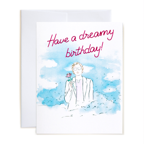 Dreamy Birthday Card