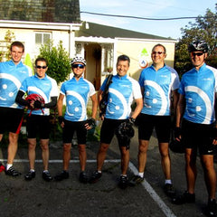 Cycling Buddy charity ride