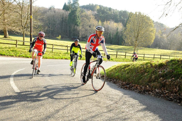 Riding your first sportive event