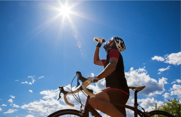 Summer cycling, the clocks have gone forward!