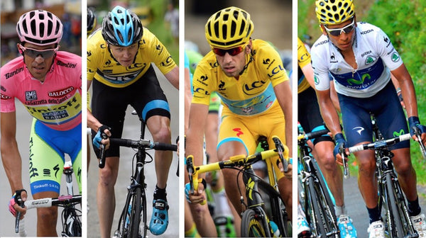 Tour de France, Froome and Quintana