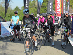 Womens cycling event