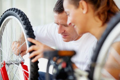 Bike maintenance for women