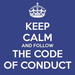 Cycling code of conduct