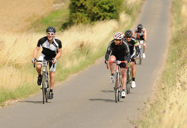 How to find your first sportive
