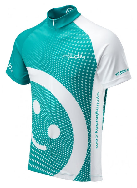 Cycling Buddy 10,000 Miles Cycling Jersey | Summit Different | Fun Cycle Jerseys